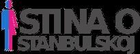 Logo iniciative Istina o Istanbulskoj